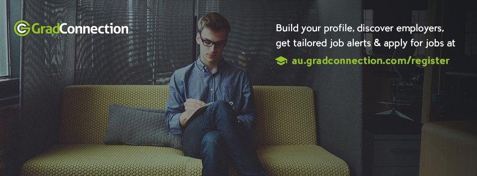Gradconnection profile banner