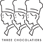 Three Chocolatiers logo