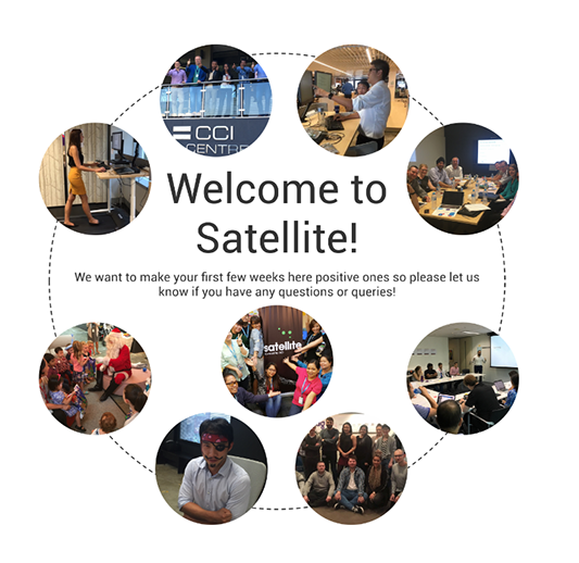 IAG - 2019 Graduate Program - Satellite