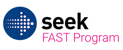 Seek Fast Program logo