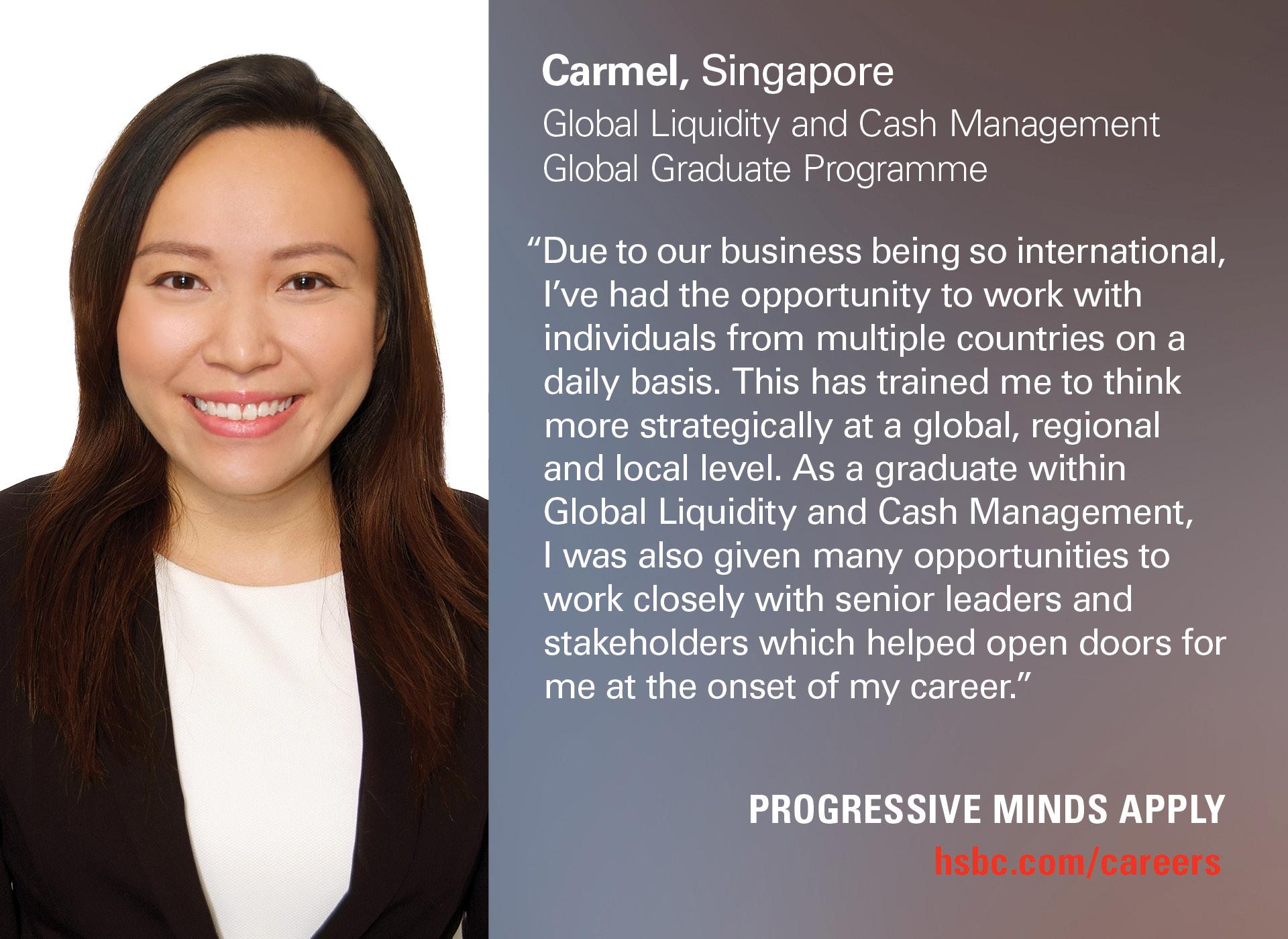 HSBC - Meet our 2017 Global Graduates