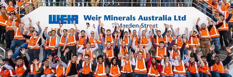 Weir Minerals profile banner