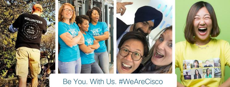 Cisco profile banner