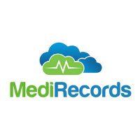 MediRecords logo
