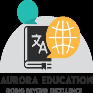 Aurora Education logo