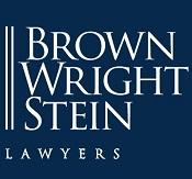 Brown Wright Stein Lawyers logo