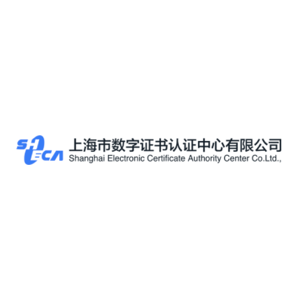 Shanghai Electronic Certification Authority logo