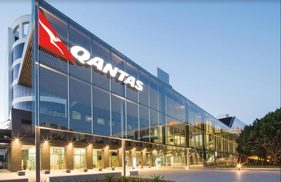 Qantas profile banner