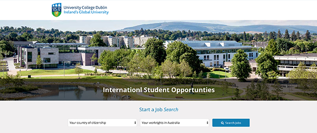 University of Dublin Campus